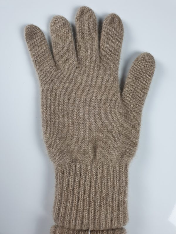 product image for a light brown stone age cashmere glove - 800x600 - product id: 848 - cashmereglovesandscarves.co.uk