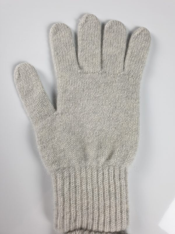 product image for a swan grey cashmere glove - 800x600 - product id: 849 - cashmereglovesandscarves.co.uk