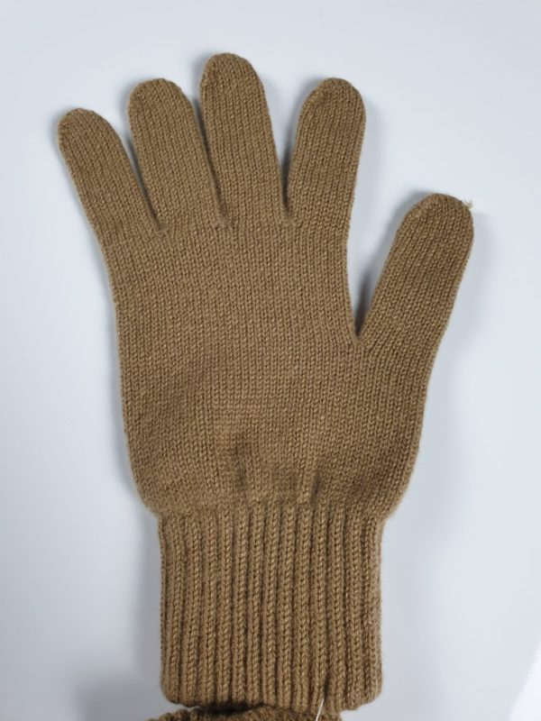 product image for a pair of camel pure cashmere gloves made in Scotland - 600x800 - product id:923 - cashmereglovesandscarves.co.uk