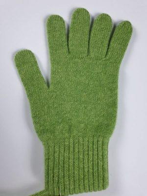 product image for a pair of evergreen pure cashmere gloves made in Scotland - 600x800 - product id:951 - cashmereglovesandscarves.co.uk