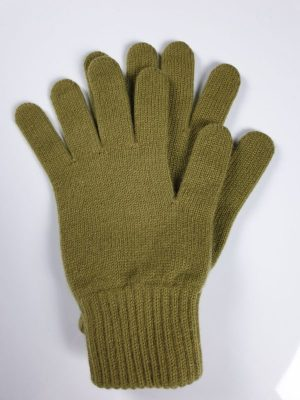 product image for a pair of pea green pure cashmere gloves made in Scotland - 600x800 - product id:953 - cashmereglovesandscarves.co.uk